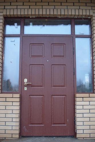 двери входные производство ступино