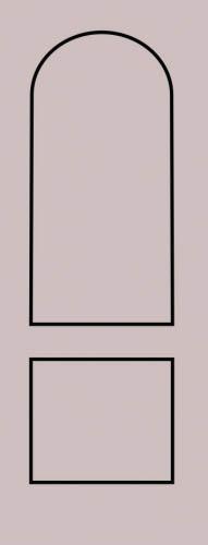 Образец фрезеровки металлической двери 4