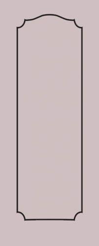 Образец фрезеровки металлической двери 7