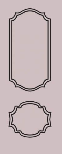Образец фрезеровки металлической двери 14