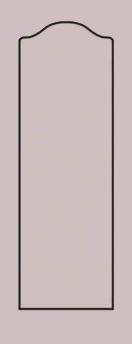Образец фрезеровки металлической двери 22