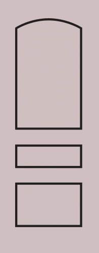 Образец фрезеровки металлической двери 27