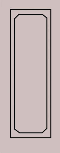 Образец фрезеровки металлической двери 79