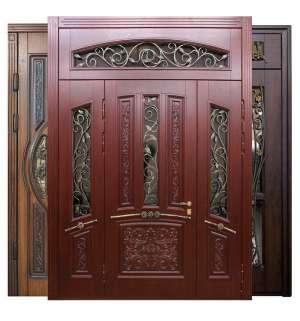 Парадные двери