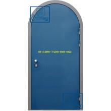 Арочная дверь А-22
