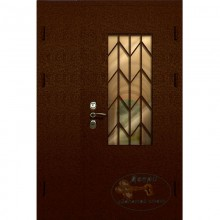 Двустворчатые двери ДД-ПС-МП 25
