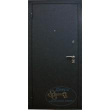 Дверь металлическая противопожарная однопольная