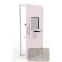 Двери в кассу  ДК-ПС-Н 06