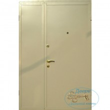 Двустворчатые двери ДД-П-М 14