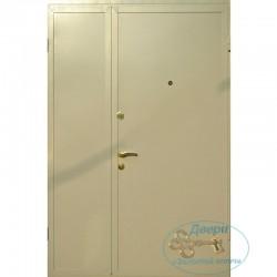 Двустворчатые двери ДД-П-ВГ 17