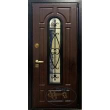 Двери для дачи ДД-ПСК-ЛА 44