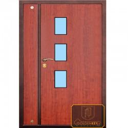Входные двери в подъезд ПД-ПС-ЛА 19