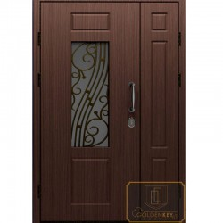 Двустворчатые двери ДД-МС-МС 20