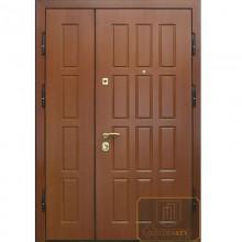 Двустворчатые двери ДД-МП-МП 26 МДФ постформинг –МДФ постформинг