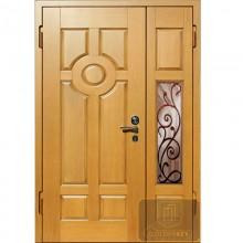 Двустворчатые двери ДД-ШП-ШП-30