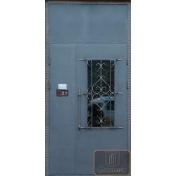 Входные двери в подъезд ПД-ПВС-ПВС 28