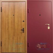 Входная металлическая дверь с ламинатом недорого