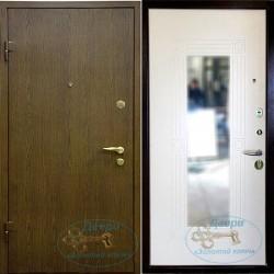 Металлические двери с ламинатом Л-MЗ 1