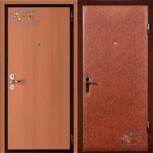 Металлическая дверь ламинат и винилискожей