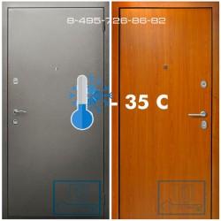 Дверь с терморазрывом (-35 С) № 1