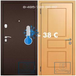 Дверь с терморазрывом (-38 С) № 3