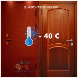 Дверь с терморазрывом (-40 С) № 9