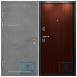 Дверь с рисунком № 2