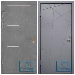 Дверь с рисунком № 7