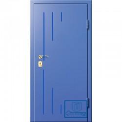 Дверь с рисунком № 5
