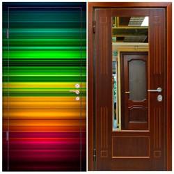 Дверь с фотопечатью №8