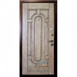 Входная дверь из массива МАС-34