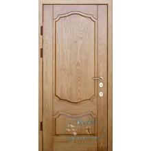 Дверь ДМ-МФ-МЗ 94 МДФ филенчатый- МДФ с зеркалом с доставкой и установкой в Москве от производителя