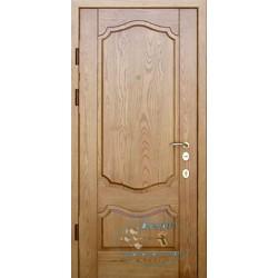Входная дверь из массива МАС-25