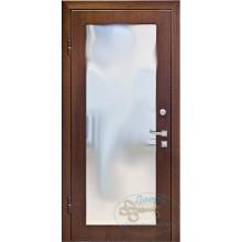 Дверь ДМ-МЗ-МФ 88 МДФ с зеркалом- МДФ филенчатый с доставкой и установкой в Москве от производителя