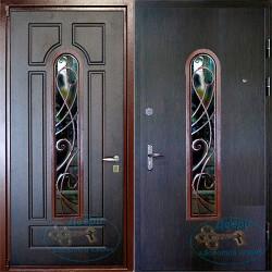 Двери для дачи ДД-МС-ЛА 66
