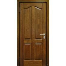 Дверь ДМ-МШ-МП 75 МДФ шпон-МДФ постформинг с доставкой и установкой в Москве от производителя
