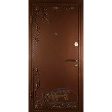 Двери для дачи ДД-ПК-МЗ 51