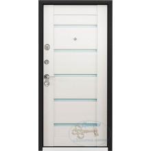 Дверь ДМ-М3-МФ 80 МДФ зеркалом-МДФ филенчатый с доставкой и установкой в Москве от производителя