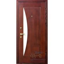 Дверь ДМ-МЗ-МЗ 82 МДФ с зеркалом-МДФ с зеркалом с доставкой и установкой в Москве от производителя