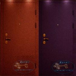 Антивандальная дверь АНТ-П-П 3