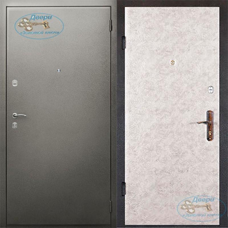 Стальные двери эконом: оптимальное соотношение цены и качества