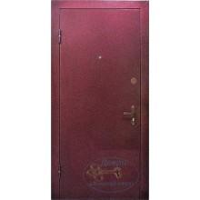 Двери для дачи ДД-П-Ф 56 Порошковое напыление-фотопанель