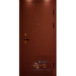Дверь с ковкой МД-СК-Л-03