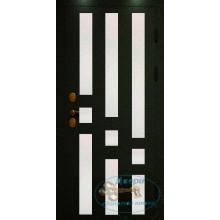 Двери для дачи ДД-ПД-М 47 Порошковое напыление