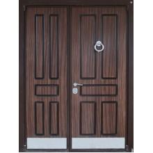 Двустворчатые двери ДД-МП-П 24