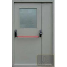 Противопожарная дверь с антипаникой