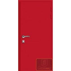 Противопожарная металлическая дверь ДМП-1