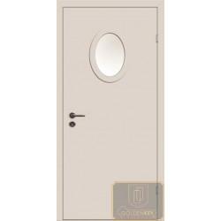 Противопожарные остекленные двери ДМП-7