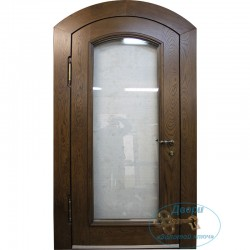 Арочная дверь №10