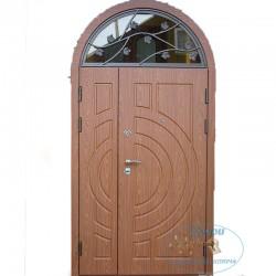 Арочная дверь №14